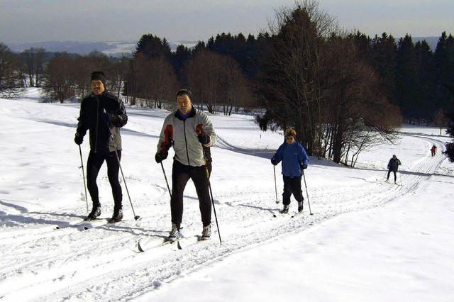 Verein sichert den Skisport im Ort