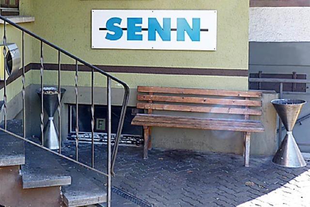Insolvenzverwalter: Betrieb bei Senn geht vorerst weiter