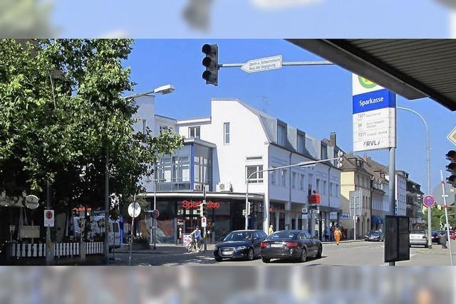 Gemeinde will Geschäfte steuern