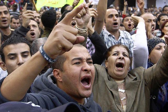 Ägyptens Islamisten zeigen ihr wahres Gesicht