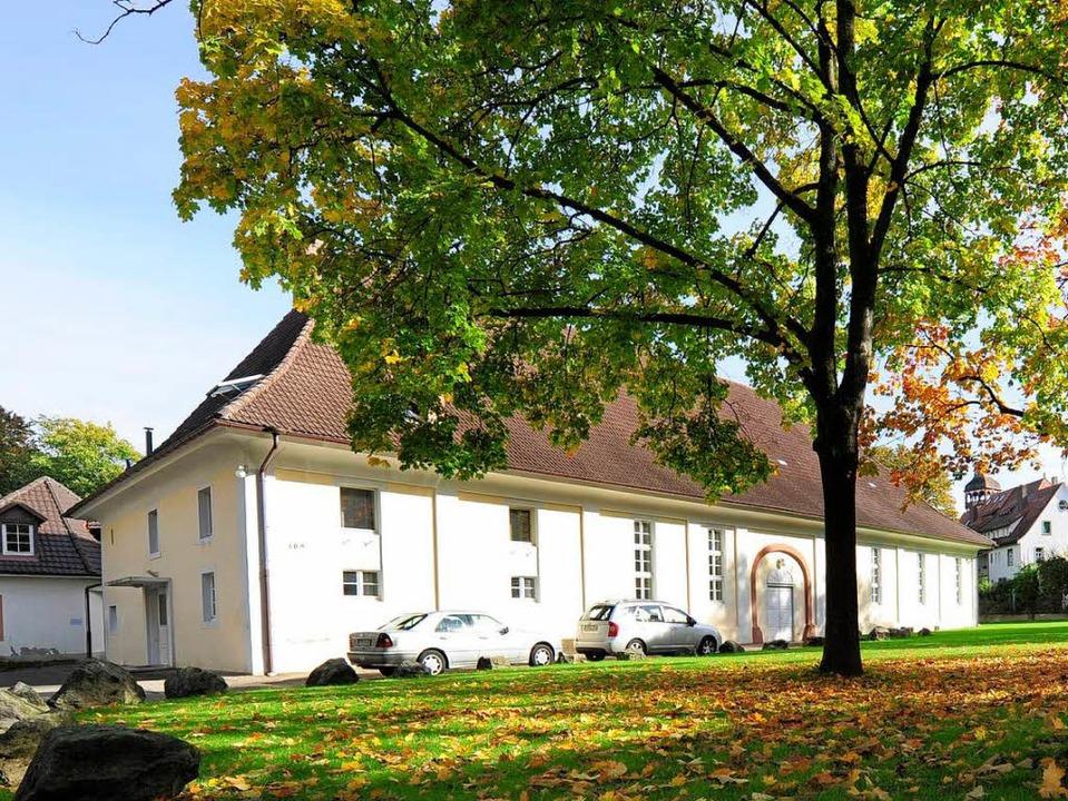 Akut gefährdet: der Saal der Pfarrgemeinde Maria Hilf in der Wiehre.  | Foto: Ingo Schneider