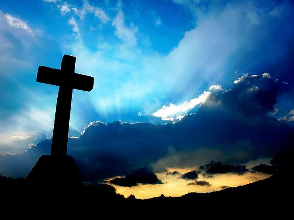 Bild Kreuz