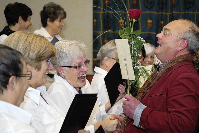 25 Jahre Frauenchor im Männergesangverein