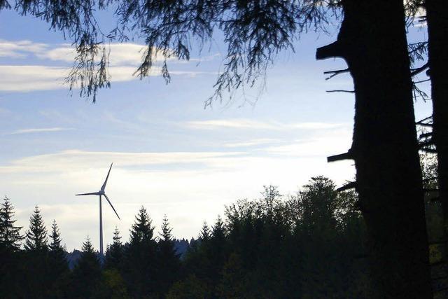 Zeit für Gespräche mit den Wind-Nachbarn