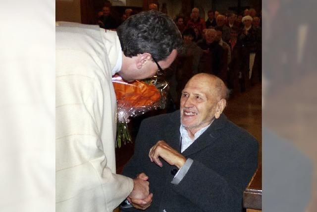 Abschied nach 67 Jahren an der Orgel