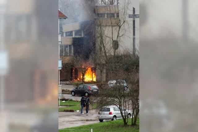 60 000 Euro Feuerschaden