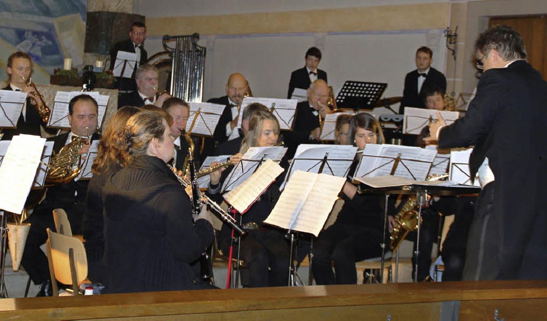 Eine tolle Leistung bot der Musikverei...rchenkonzert am ersten Adventssonntag.  | Foto: martina meyer