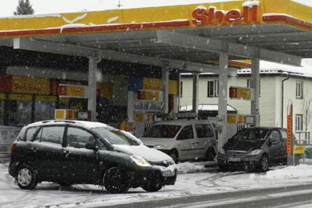 Tankstelle: Familie Vollmer zieht sich zurück
