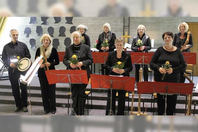 Musikalischer Streifzug durch fünf Jahrhunderte
