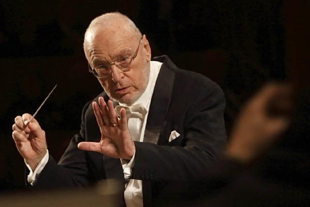 Gielen: Fusion der Orchester des SWR ist eine Katastrophe