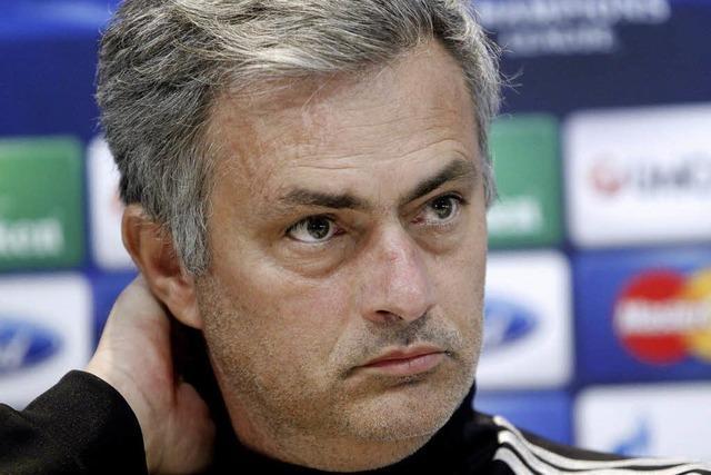 Mourinho und Real Madrid stehen vor der Scheidung