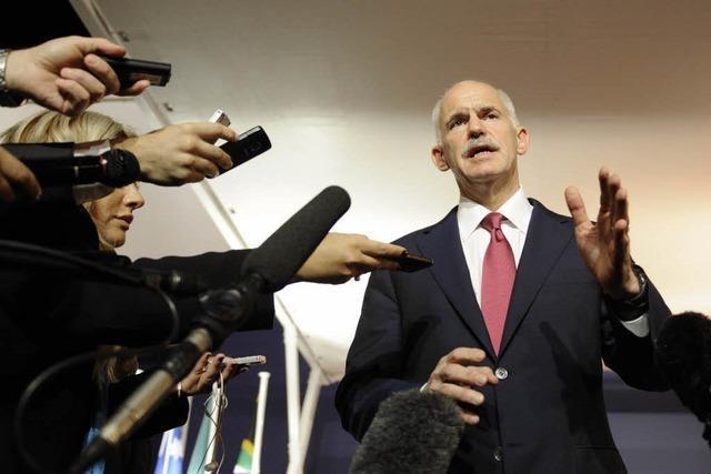 Steuerhinterziehung: Papandreou-Clan im Zwielicht