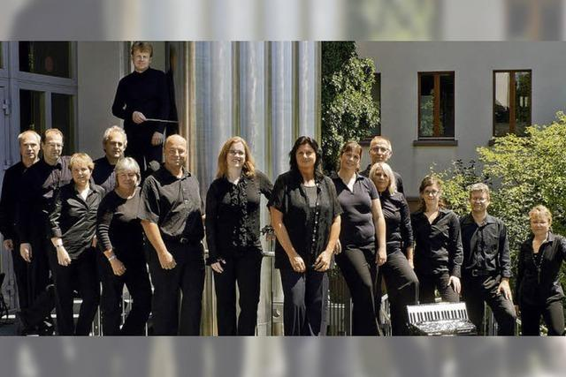 Freiburger Akkordeon-Orchester in Freiburg und Tiengen