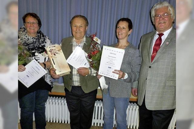 VdK-Ortsverband feiert sein 65-jähriges Bestehen