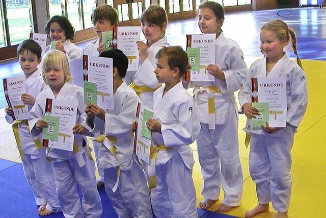 Judo heißt übersetzt