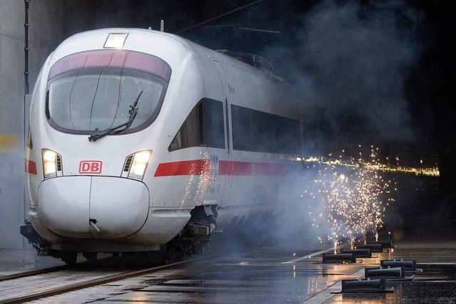 Katzenbergtunnel: Längster Zwei-Röhren-Tunnel Deutschlands eröffnet