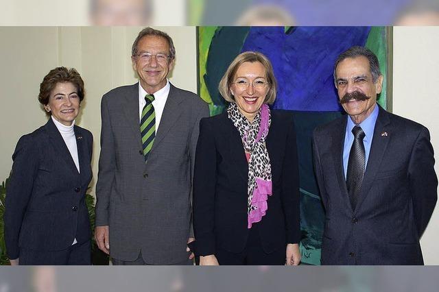 Panamas Botschafter in Müllheim