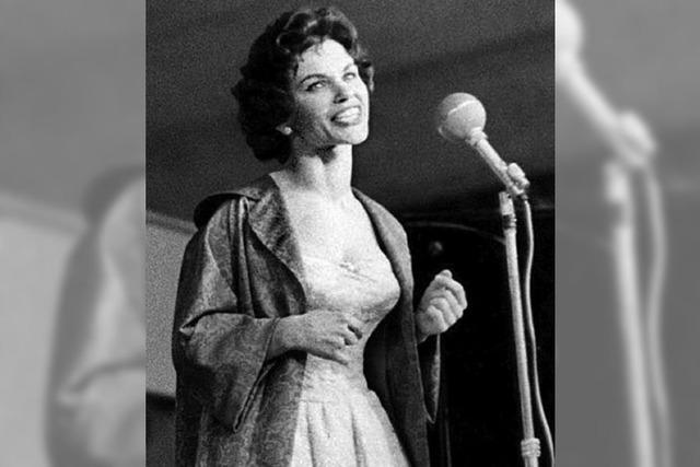 Das Porträt einer vergessenen Sängerin