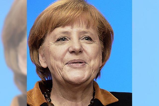 Traumergebnis für Merkel