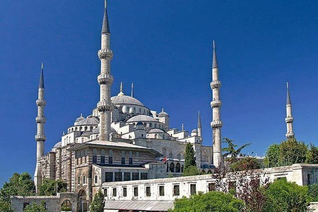 Baumeister Erdogan plant die Mega-Moschee