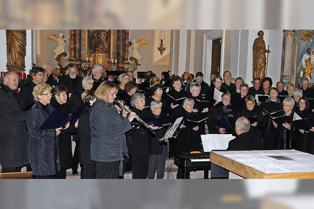 Klangfülle in den Kirchen