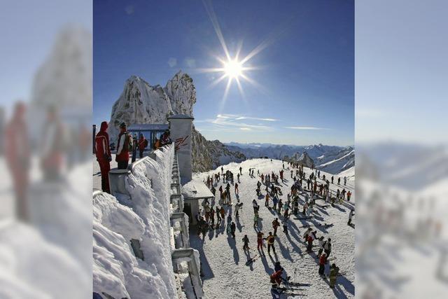 Gegen kalte Finger, für heißen Après-Ski