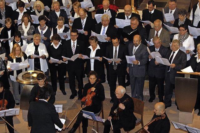 Auch Kirchenmusik der Neuzeit
