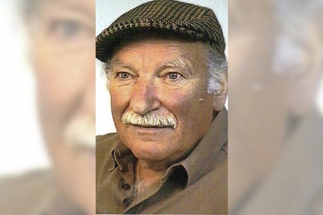 Der Bildhauer Ludwig Weber feierte den 90. Geburtstag