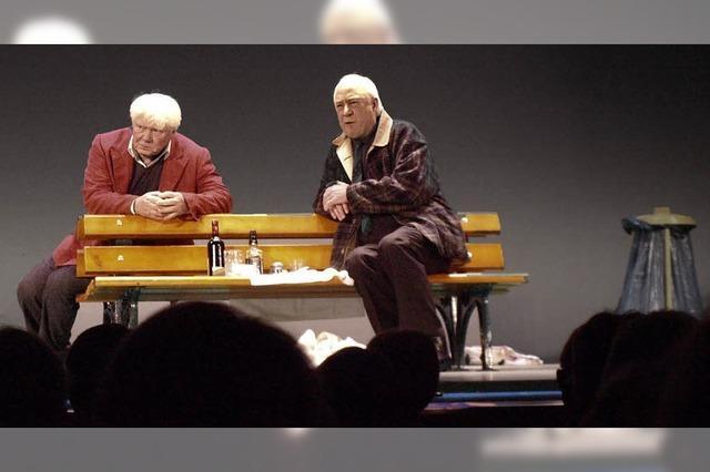 """""""Halpern und Johnson"""" im Kurhaus in Titisee"""