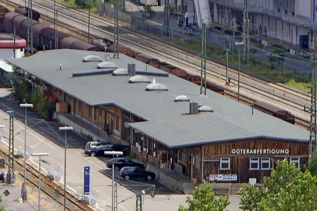 Ein Theater am Güterbahnhof