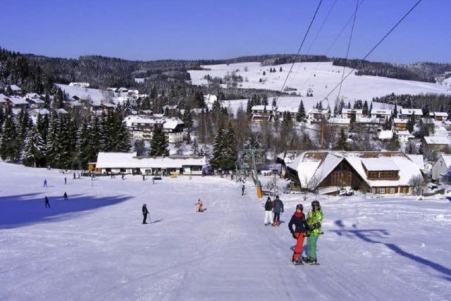 Hotzenwald ist für die Skifans gerüstet