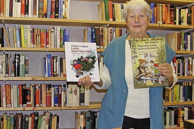 Bücherei sucht Helfer