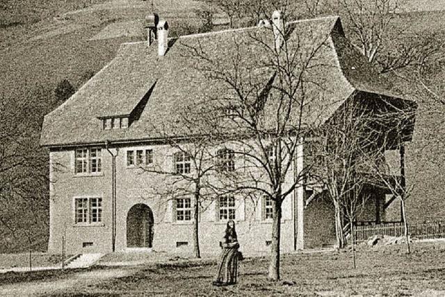 Spielwegschule in Münstertal muss saniert werden