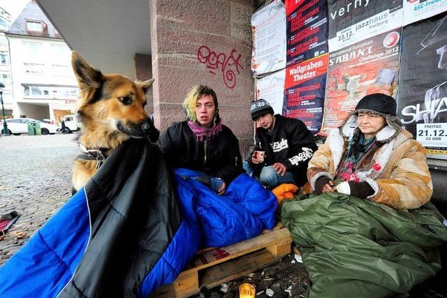 Uni Freiburg: Jura-Studierende stören sich an Obdachlosen