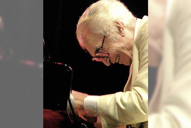 Eine Legende des Jazz