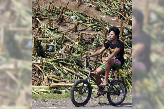 Philippinen: Warnungen vor Taifun halfen wenig
