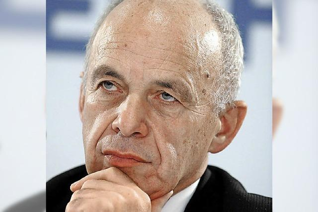 Neuer Bundespräsident in der Schweiz gewählt