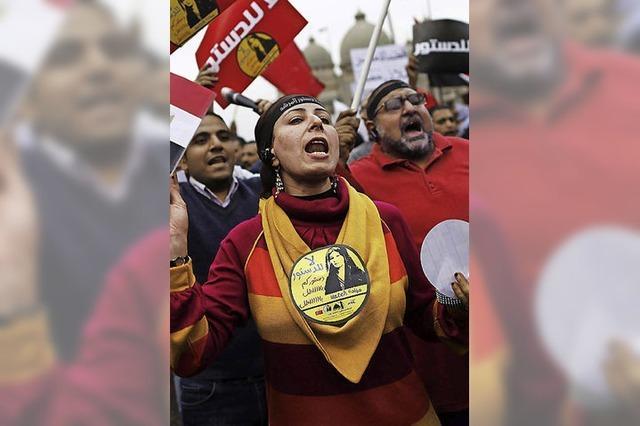 Tote bei Gewalt in Kairo