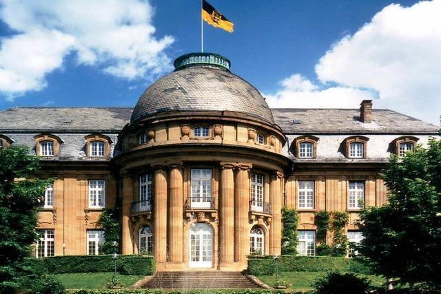 Villa Reitzenstein wird für 27 Millionen Euro saniert