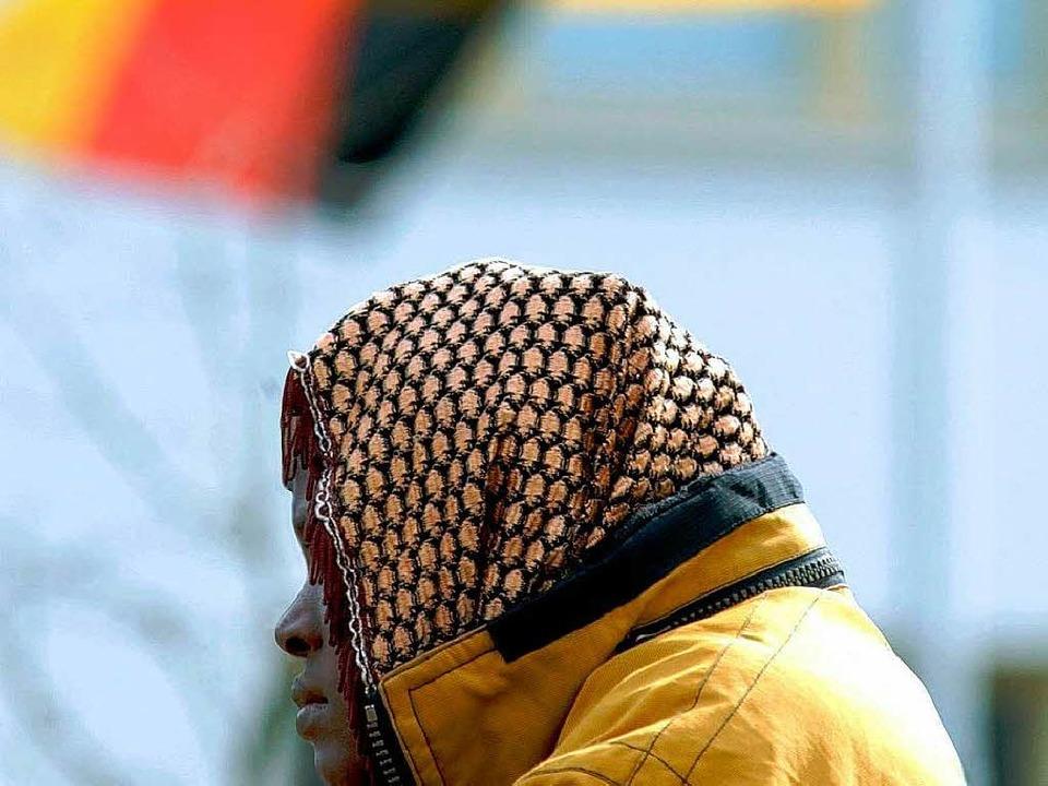 Asylbewerberin  | Foto: dpa/dpaweb