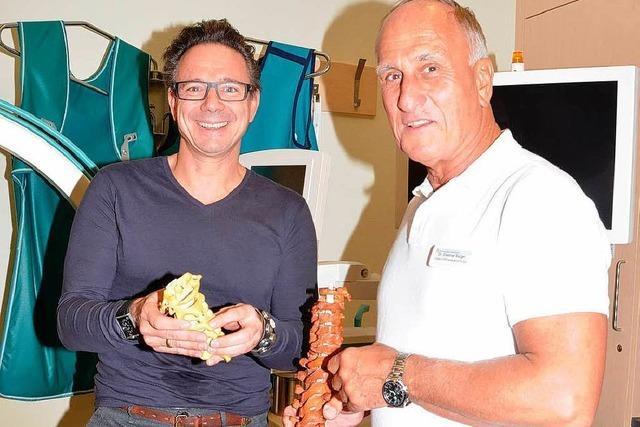 BZ-Interview mit Helios-Chef Francesco De Meo: