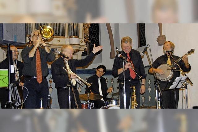 Mitreißende Jazz-Vielfalt