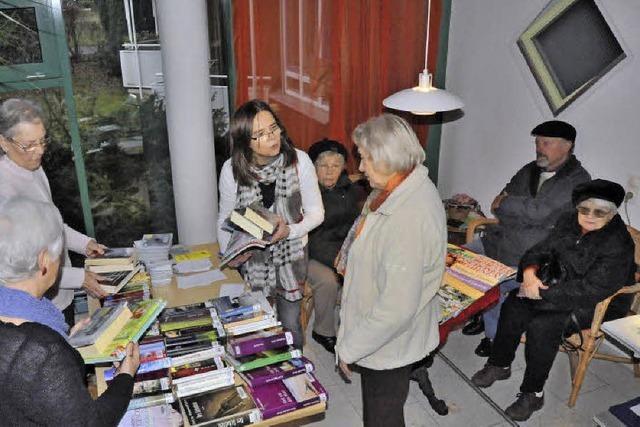 Literatur kommt auf vier Rädern