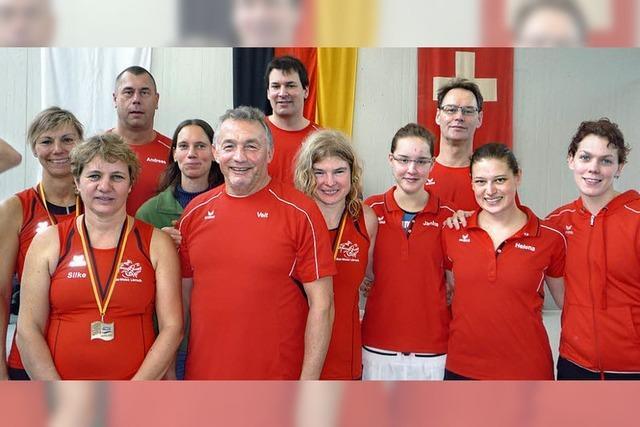 Anja Friedrich holt deutschen Meistertitel