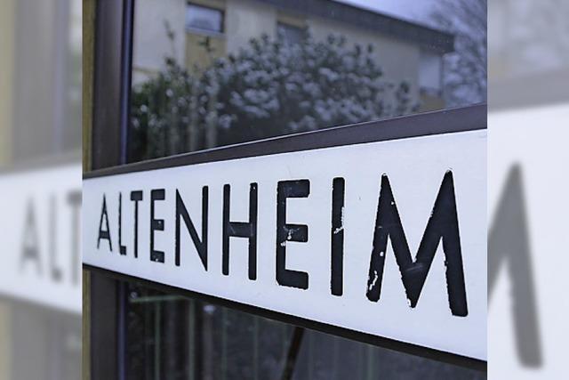Altenheim wird Ende Dezember geschlossen