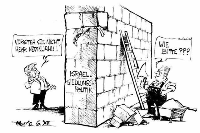 Wieder mal 'ne Mauer (nicht nur) in Berlin!