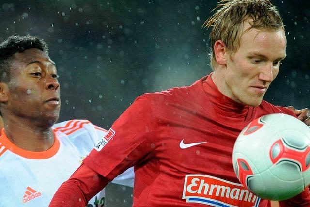 Rosenthal will gegen Greuther Fürth spielen