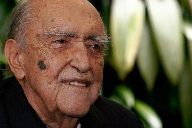 Oscar Niemeyer: Brasilien war sein Spielfeld