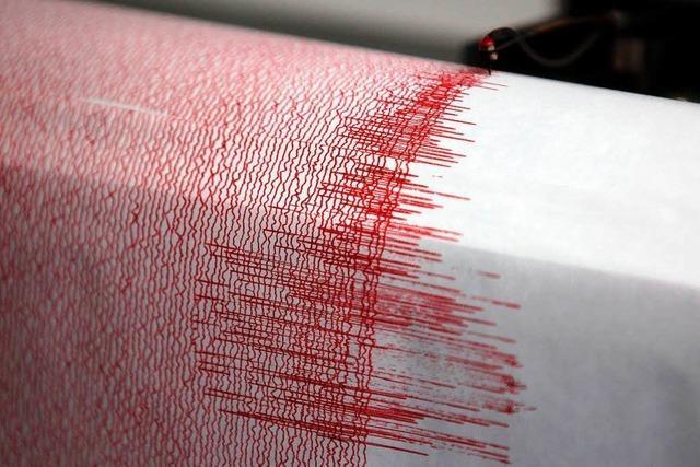 Erdbeben: Ein Meter hoher Tsunami trifft auf Japans Küste