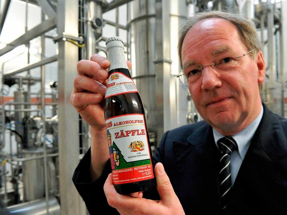Schwer erkrankt: Thomas Schäuble.  | Foto: dpa